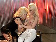 Backstage Lesbians With Britney Amber