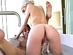 Jenna Sativa & Naomi Woods Sexy Lesbo Girls Lick hala to mom Kiss Their Hot Bodies video-16