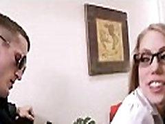 shawna lenee Ringi Rind Tüdruk Pauk Kõva Office video-29