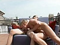 Taming a lustful gay cock