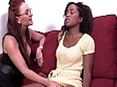Ebony mandy muse and dee williams Slut Fuck Her White Friend Anally With Thick Strapon Toy 13