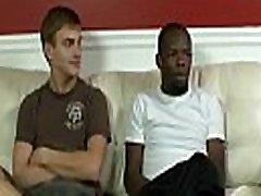 Blacks On Boys - Gay Bareback Hardcore Fuck Video 03