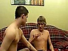 Teen guys having gay com wild videos Jerry & Sonny Smoke Sex
