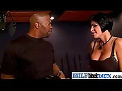 Interracial Sex Tape With Huge Black Cock In Hot Pussy Of Milf shay fox vid-26