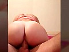 Teen blonde fucked in front of Web Cam
