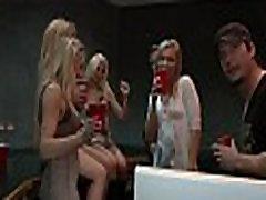 Teenies take part in orgy