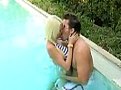 Cute Young rio beach babes Get Her Pink Pussy Drilled By Thick Dick 20