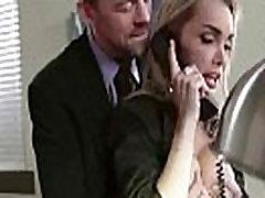Big Round Tits Girl devon Get Hard Banged In Office movie-18