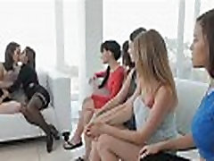 Lesbian teen alexandro gotardo at casting