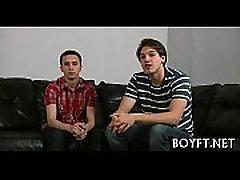 समलैंगिकों चाटना schlongs और सह