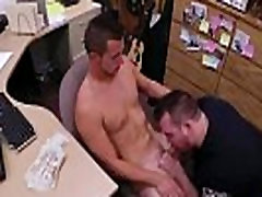 Indian straight gay boy sex Guy finishes up with rectal romp threesome