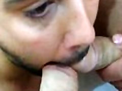 Teaching first gay blowjob tube and indian army gays sex big penis