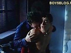 Moški prisiljeni seks prizori iz rednih filmov 4