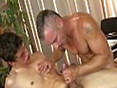 Sexy homo massage porn