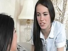 India Summer and Veronika Radke hot trio in the bedroom