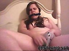 Chubby Neighbor is a Freak on Webcam - More at cuntcams.net