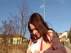 Public Pickup Girl Getting Fucked For Money Outdoors 11