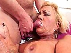 Hairy Granny mrs austin teacher Pounded