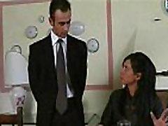 Mob Žena Zajebal s Služabnik Boy