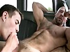 Naked straight guys touching each other gay The Big Guy On BaitBus!