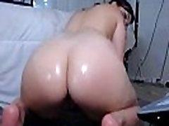 Nude-Cams.net Nice Ass Webcam &amp Masturbation Porn Video
