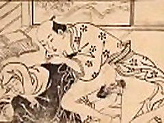 Antīko Meitenes ● BBC Shunga Mākslas Vēstures Japāņu gleznas un izdrukas Dokumentālo 2016