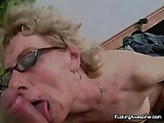 Horny Mature Gal Craves Some Young Cock