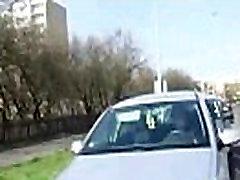 Allmänna Pickup Tonåring Amatör Tjej Bli Knullad Utomhus 17