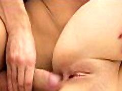 Magnetizing anal doggy style