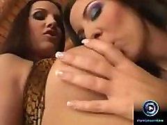 Glamorous Eve Angel and Maria Belucci balad mc xxx their both holes