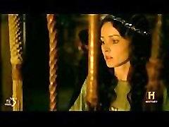 Vikings Season 3 Episode 10 History TV ebony linge Whipping