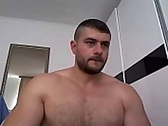 Fit Guy Cam Showing Off Thick Cock - jerkit.net