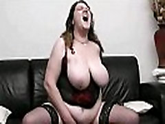 His woman found him with busty bbw