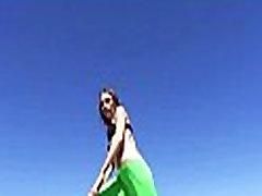 alexa nova Nasty Girl Wanna Try Her 1st Anal Bang Cam vid-03