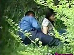 Hidden old pole filmide sex park SpyAmateur.com