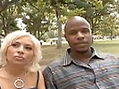 Swingers xxx lizbing dude lets white guy fuck his wife