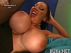 Wild and salacious blow group-sex