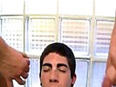 Free gay twink bareback emo porn clip 3 Pissing Boys Bathroom Fuck!