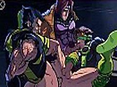 Gay X-men: Nightfall