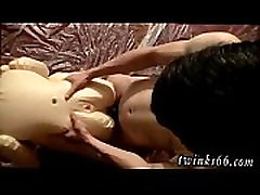 Gay emo boy bareback sex tubes A Doll To Piss All Over