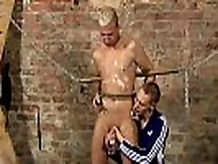 Gay twink bondage movies Deacon may be fresh to the world of