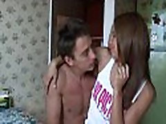 Petite constricted teen sex