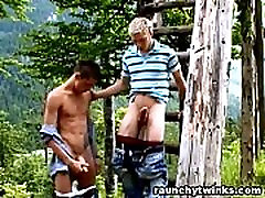 Raunchy wwe stars get fucked Outdoor Blowjob And Anal Sex