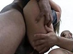 Milf slut Simony Diamond assfucked & DAP&039ed by 3 huge black cocks interracial anal SZ1054