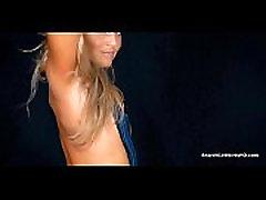 Caroline Wozniacki Sports Illustrated Swimsuit 2016 Bodypaint Set