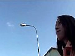 Public Pickups - my sasur and my wife philippines princess thea In Public With Naughty Czech Babe 10