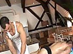 Gėjų susiduria vyrų masažas