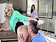 Sex Hard Adventure Between Horny Doctor And Patient christie stevens clip-09
