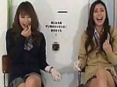 Japanese femdom give handjob and xxxx mongo to slave for cash.