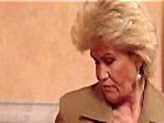Granny Effie loves hard fucking
